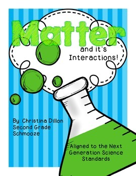 Matter and It's Interactions Aligned to the Next Generation Science Standards