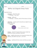 Matter and Magnets Study Guide