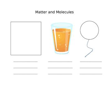 Matter and Molecules