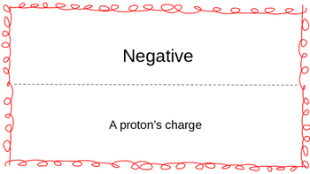 Matter and Molecules Review-- Around the Room Circuit