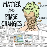 Matter and Phase Changes Learning Activity Package