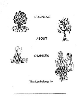 Matter and changes log book