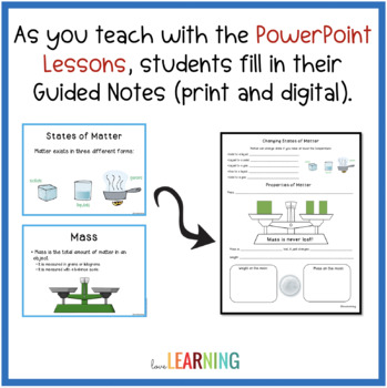Matter and its Properties PowerPoint