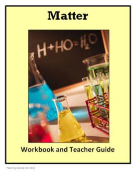 Matter and its properties - Grade 3-6