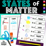 States of Matter Activities - Solids, Liquids and Gases