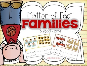 Matter of Fact Families - A Scoot Game