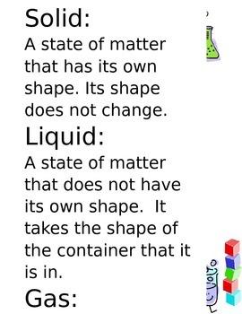 Matter-oobleck