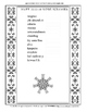 Matthew 22:37-40 Coloring Page and Word Puzzles