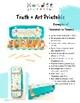 Matthew 6:20-21 Truth and Art Printable