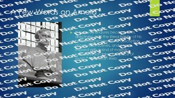 Matthew Arnold Poetry Unit