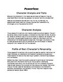 Matthew Cody - Powerless Character Crossword
