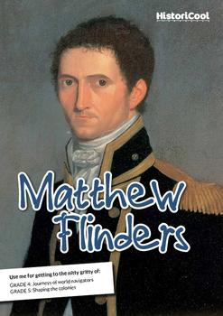 Matthew Flinders & Voyages of Discovery Resource Bundle