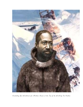 Matthew Henson at the Top of the World Vocabulary Quiz Worksheet