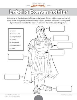 Matthew: The Disciple Activity Book