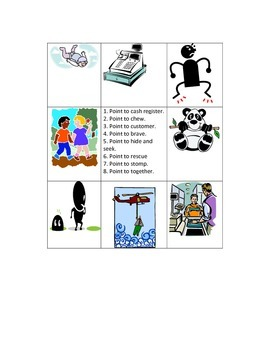 Matthew and Tilly Activity Pack
