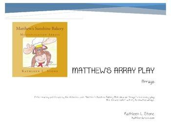 Matthew's Array Play