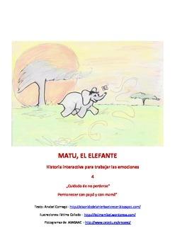 Matu, el elefantito