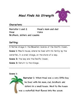 Maui Finds His Strength