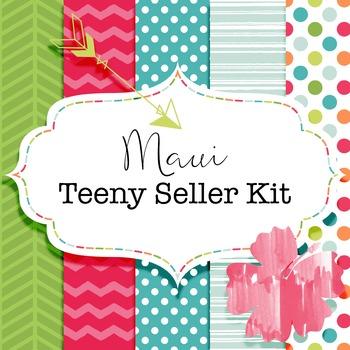Maui Teeny Seller Kit