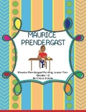 Maurice Prendergast Painting Lesson