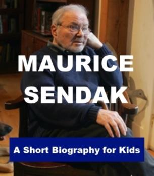 Maurice Sendak - A Short Biography for Kids
