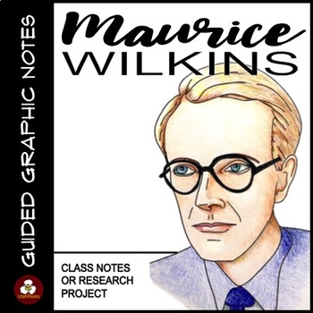 Maurice Wilkins Guided Graphic Notes