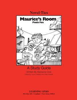 Maurice's Room - Novel-Ties Study Guide