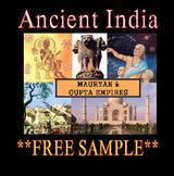 Ancient India: Mauryan & Gupta Empires  PowerPoint
