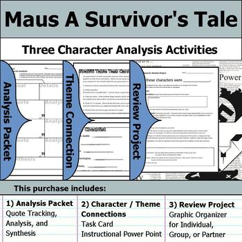 the complete maus analysis