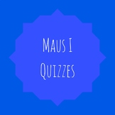 Maus I Quizzes for All Chapters