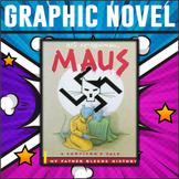 Maus by Art Spiegelman: Graphic Novel Study