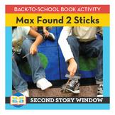 Max Found 2 Sticks • Back to School Book Companion Activit