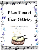 Max Found Two Sticks Book Companion
