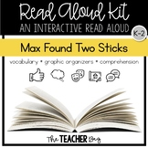 Max Found Two Sticks Interactive Read Aloud Kit