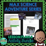 Max Science Adventure Series Bundle by Jeffrey Bennett