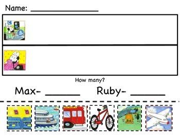 Max Takes the Train Compare