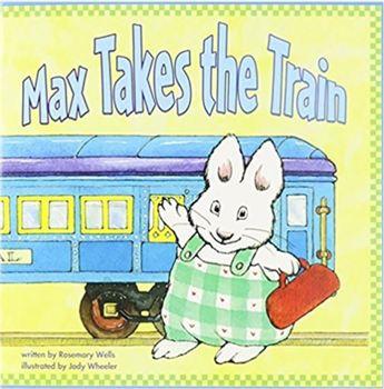 Max Takes the Train - Scott Foresman 5 Day Presentation