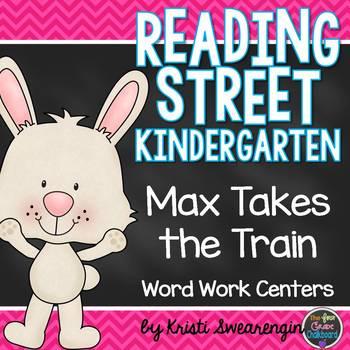 Max Takes the Train Unit 5 Week 1