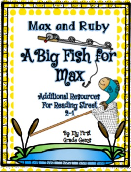 Max and Ruby-A Big Fish for Max