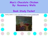Max's Chocolate Chicken, Easter Activities: Book Study, Co