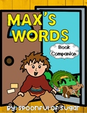 Max's Words (Story Companion)