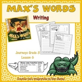 Max's Words - Writing