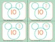 Max the Math Facts Mouse Tens Facts
