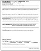 Max the Mighty Comprehension Packet