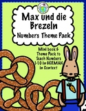 Max und die Brezeln GERMAN Mini Book and Theme Pack for Nu