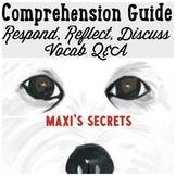 Maxi's Secrets by Lynn Plourde Discussion Questions