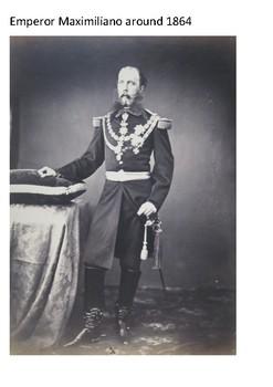 Maximilian I of Mexico Handout