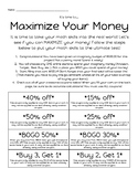 Maximize Your Money: Authentic Shopping Calculations