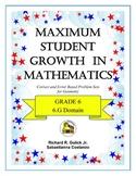 Maximum Student Growth in Mathematics: 6.G Domain