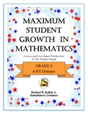 Maximum Student Growth in Mathematics: 6.NS Domain